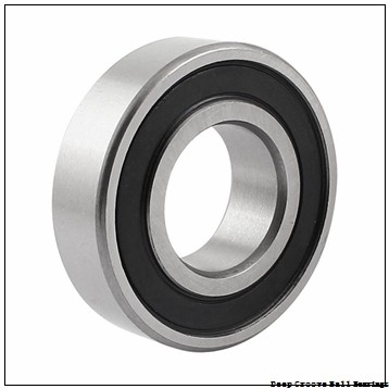 9 mm x 17 mm x 5 mm  SKF 628/9-2RS1 deep groove ball bearings