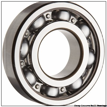 30 mm x 72 mm x 19 mm  KOYO 83A209-1-9C3 deep groove ball bearings