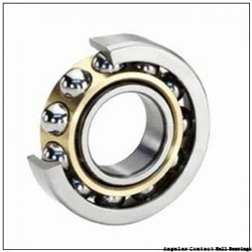 110 mm x 240 mm x 50 mm  SKF 7322BECBY angular contact ball bearings