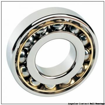 25 mm x 52 mm x 15 mm  SKF 7205 BECBM angular contact ball bearings