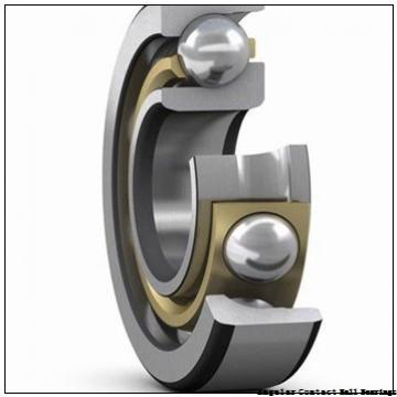 50 mm x 80 mm x 16 mm  SKF 7010 CD/HCP4A angular contact ball bearings