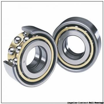40 mm x 90 mm x 36,5 mm  ZEN S3308 angular contact ball bearings