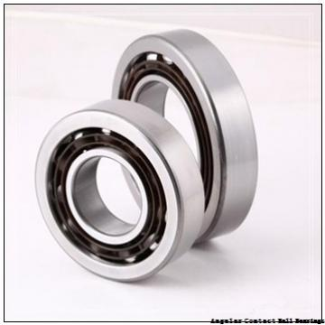 70 mm x 125 mm x 24 mm  SKF 7214 BEGAF angular contact ball bearings