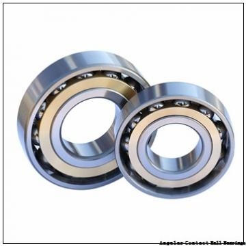 45 mm x 85 mm x 19 mm  ISB QJ 209 N2 M angular contact ball bearings