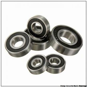 170 mm x 215 mm x 22 mm  CYSD 6834-ZZ deep groove ball bearings