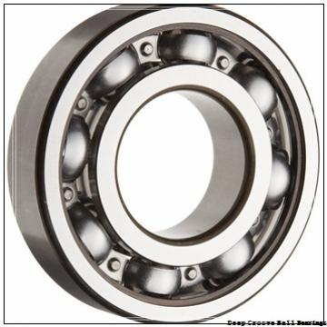 70 mm x 150 mm x 35 mm  SKF 6314-ZNR deep groove ball bearings