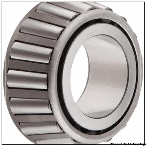 710 mm x 950 mm x 57.5 mm  SKF 812/710 M thrust roller bearings #1 image