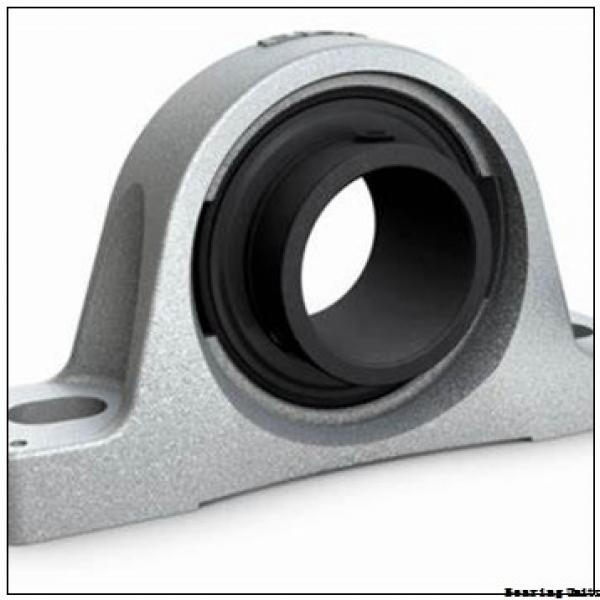 55 mm x 130 mm x 55,6 mm  ISO UCFL211 bearing units #1 image