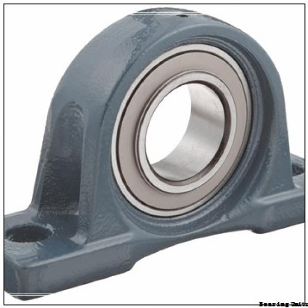 55 mm x 130 mm x 55,6 mm  ISO UCFL211 bearing units #2 image